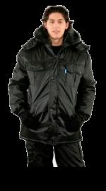 Костюм охранника утеплённый (с брюками)
