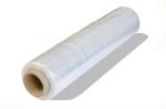 Стретч пленка для поддонов, 450мм*300м, 17 мкм, вес ролика 2кг.