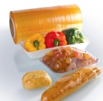 Стретч пленка пищевая ПВХ 450мм*900м, 10 мкм