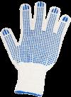 Перчатки ХБ 5 нитей, с ПВХ 7,5кл.
