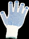Перчатки ХБ 5 нитей, с ПВХ 10кл.