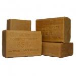Мыло хозяйственное без обертки 65%, 72% ГОСТ 30266-95, вес 200гр