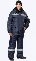 Костюм зимний (куртка + брюки)